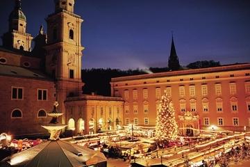 Pacote de Natal 2 Noites em Salzburgo...