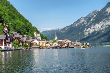 Privétour: Hallstatt-tour vanuit Salzburg