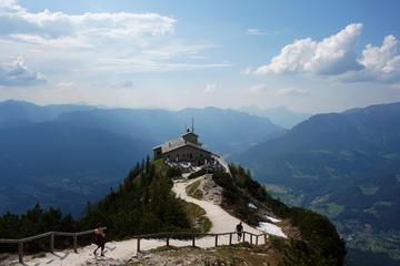 Private Eagle's Nest Tour from Salzburg