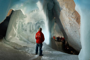 Private Tour: Werfen Ice Caves...