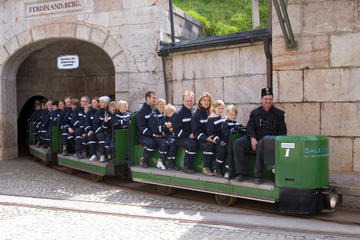 Rundtur till Bayerns berg och saltgruvor från Salzburg