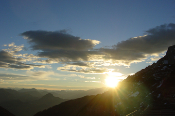 Salisburgo Super economica: montagne