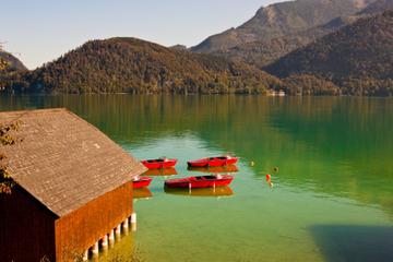 Salzburgo supereconômico: lagos, montanhas e minas de sal austríacos