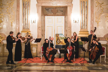 Schloss Mirabell Classical Music Concert
