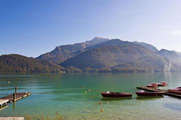 Sightseeingtur fra Salzburg til innsjøene og fjellene i Salzkammergut