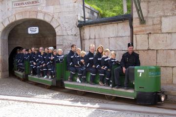 Tour delle montagne Bavaresi e delle miniere di sale da Salisburgo