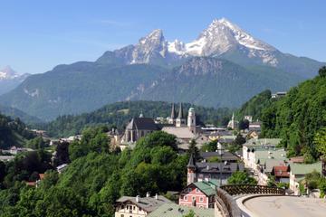 Tour privé: tour du Nid d'aigle et des Alpes bavaroises au départ de...
