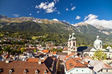 Tour privato: Innsbruck e Swarovski Crystal Worlds da Salisburgo