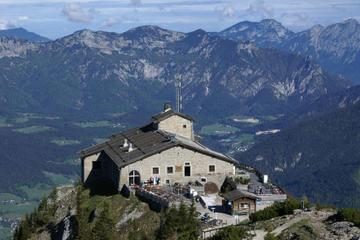 """Tur fra Salzburg til """"Ørneredet"""" i Berchtesgaden"""