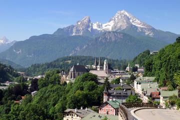 Visita privada: Visita de Nido del Águila y Alpes Bávaro desde...
