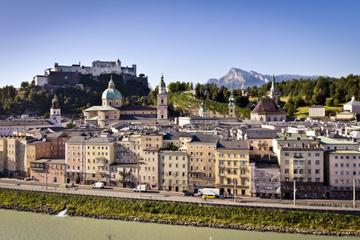 Visite privée : visite des centres d'intérêt de Salzbourg