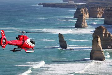 Great Ocean Road Helicopter Tour Including 12 Apostles and London...