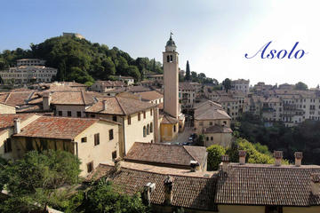 Asolo the garden of Venice in the Prosecco hills