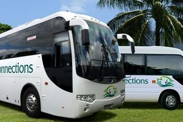 Transfer bei der Ankunft in Cairns: Flughafen zum Hotel