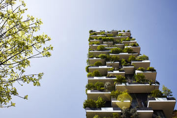 Milan Porta Nuova Walking Guided Tour by an Architect