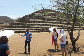 Guachimontones Pyramids and Haciendas Combo Tour f