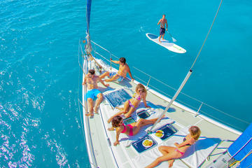 Half-Day Luxury Sailing Cruise in...