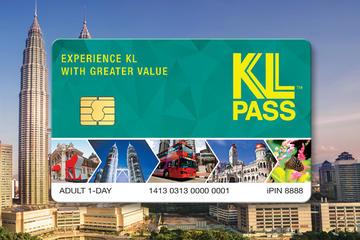 1-Day KL PASS: Kuala Lumpur Sightseeing Pass