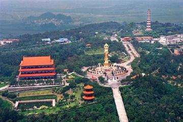 Lotus Hill Resort And Huacheng Square Day Tour