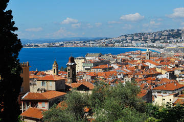 Full Day Tour of the French Riviera City of Nice from St Jeannet