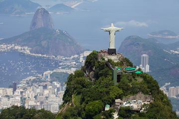 Skip the Line:Christ the Redeemer Admission Ticket