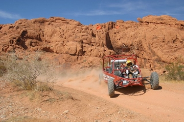 ATV-tour door de Valley of Fire ...