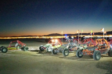 Extreme avondtour per duinbuggy vanaf Las Vegas