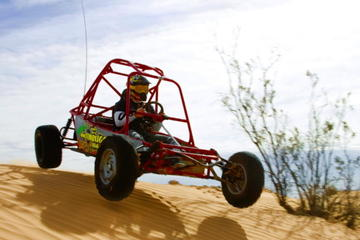 Book Nellis Dune Buggy Tour on Viator
