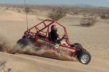 Rundtur till Nellis Dunes med beach buggy