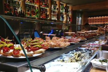 Dinner Tapas Tour of Santiago