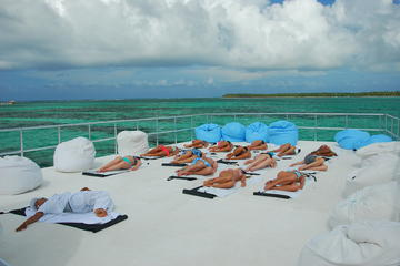Ocean Spa Doctor Fish Cruise