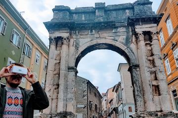 Pula Virtual Reality Self-Guided Walking Tour
