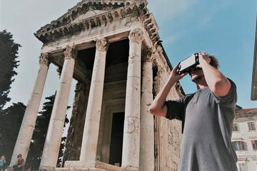 Pula Virtual Reality Walking Tour