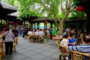 Chengdu Private Day Tour of Dujiangyan Irrigation System...