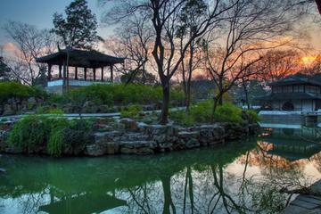Classical Gardens of Suzhou Private Tour