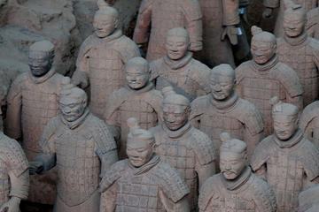 Full-day Private Xi'an, Terracotta Warriors, and Big Wild Goose Pagoda Tour