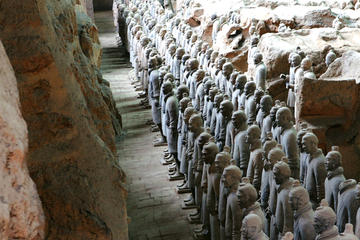 Half-Day Private Tour of Terracotta Warriors and Horses Museum