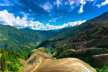 One-day Private Tour of Longji Terraced Rice Fields and Ping'an...