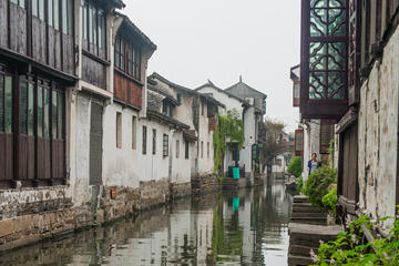 Private Day Tour of Suzhou Garden and...