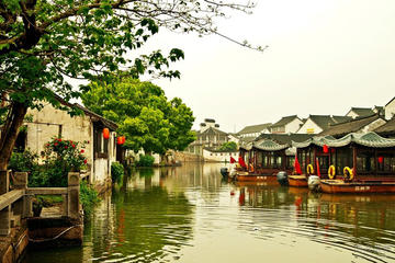 Private Tongli Town and Suzhou Garden from Shanghai