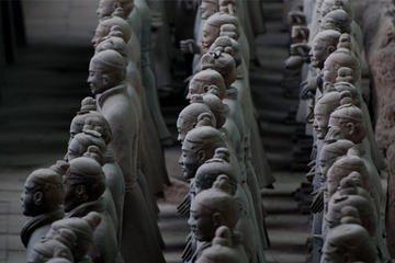 Private Tour: Terracotta Warriors, Ancient City Wall, and Muslim Quarter