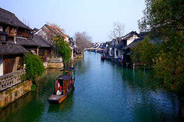 Private Wuzhen Water Town And West Lake Day Tour From Hangzhou