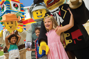 Day Trip LEGOLAND® California near San Diego, California
