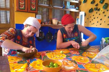 Authentic Oaxacan Food Cooking Class