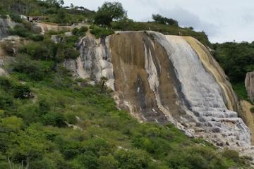 Hierve el Agua and Teotitlan del...