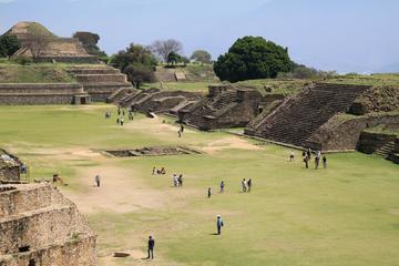 Monte Alban Archaeological Site and ...