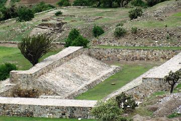 Monte Alban, Atzompa, Yagul and Mitla...