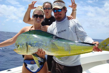 Full-Day Private Charter Deep Sea Fishing