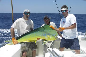 Half-Day Punta Cana Deep-Sea Fishing Charter