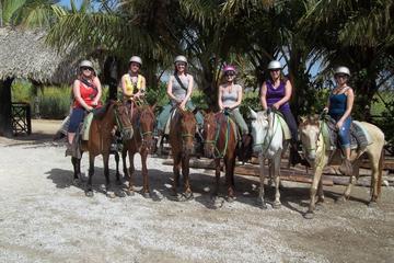 Horseback Riding to Maimon River from Punta Cana